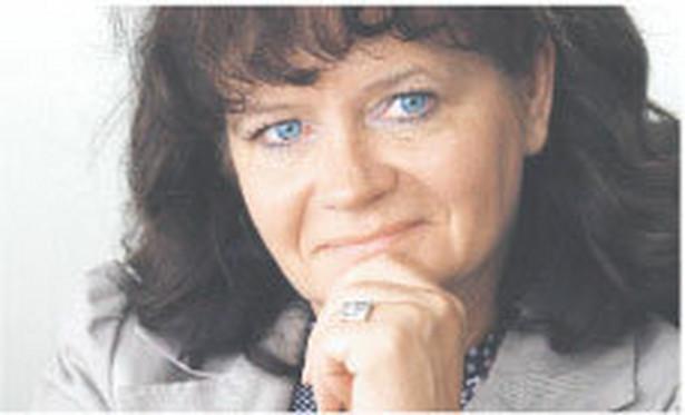 Barbara Kudrycka, minister nauki i szkolnictwa wyższego Michał Kołyga