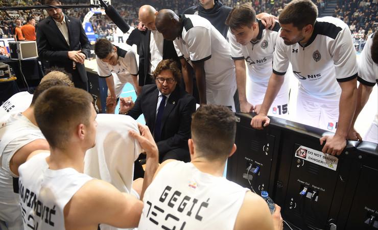 KK Partizan, KK Cibona