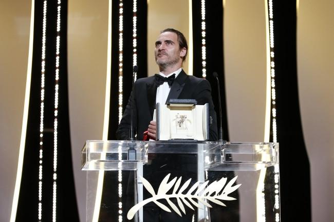 Joaquin Phoenix zwycięzcą w Cannes