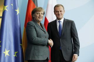 Tusk i Merkel zarabiają mniej, niż zwykli urzędnicy w UE