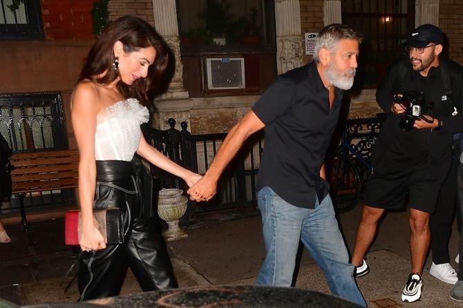 Amal i Džordž  Kluni