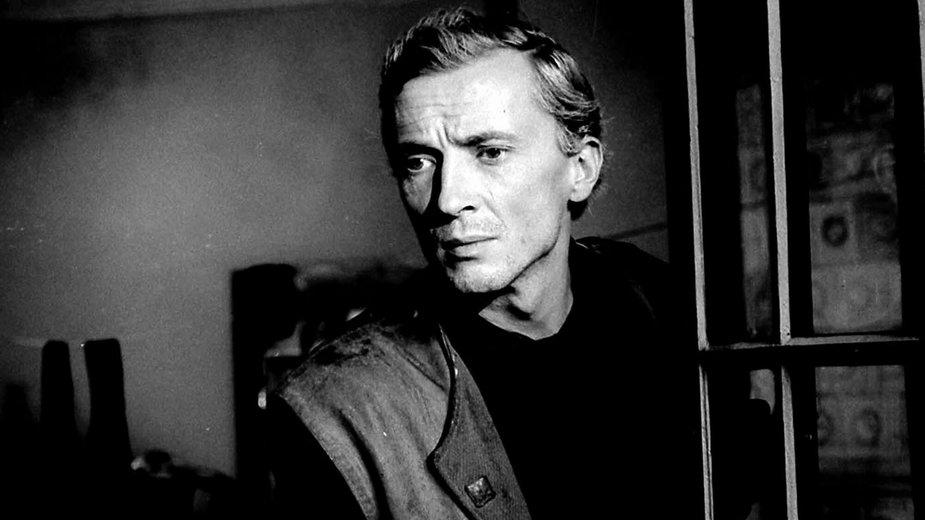 """Krzysztof Chamiec w filmie """"Złoto"""" (1961)"""