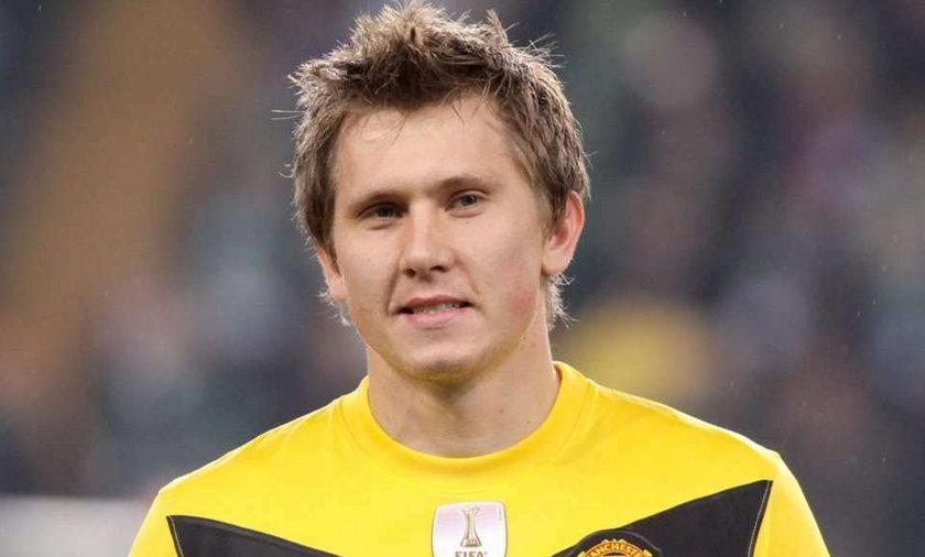 Tomasz Kuszczak już niedługo zostanie pierwszym bramkarzem Manchesteru United