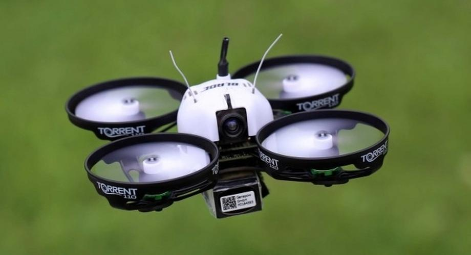 Blade Torrent 110 im Test: FPV-Drohne mit Power