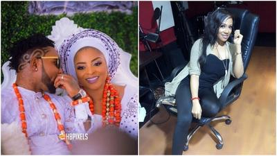 Alleged infidelity: Oritsefemi's former manager speaks out as she takes side with his wife