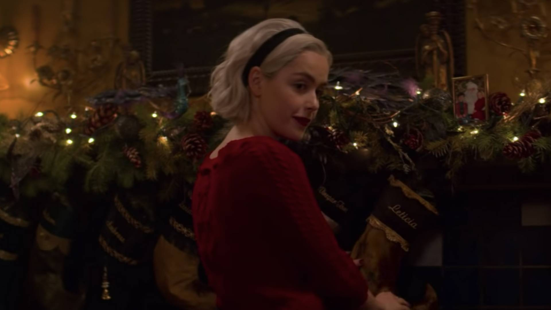 Chilling Adventures Of Sabrina Weihnachtsspecial