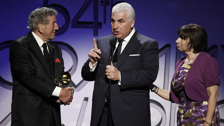Grammy dla Amy Winehouse odebrali rodzice