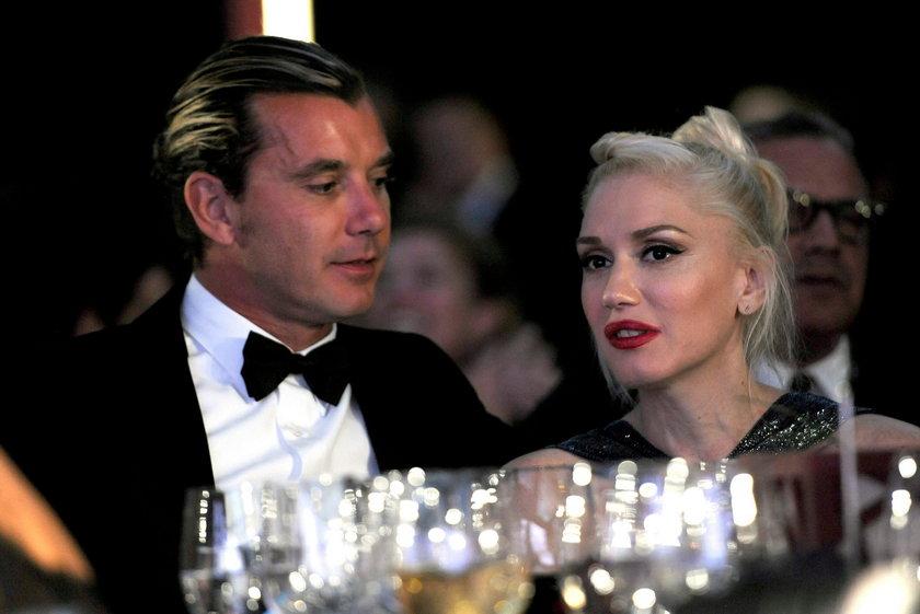 Gavin Rossdale i Gwen Stefani
