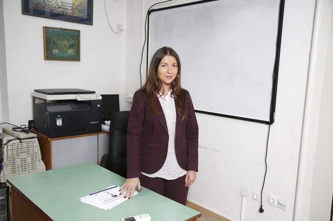 Ivana Kovačević, nastavnik srpskog jezika i književnosti
