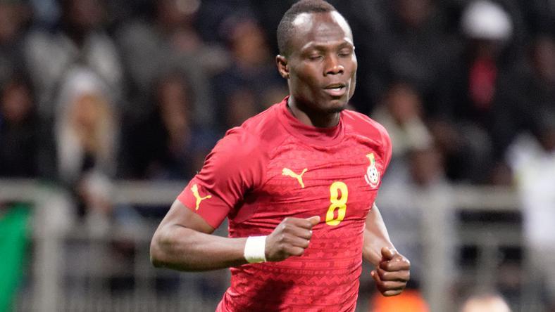 Agyemang Badu retires from international football