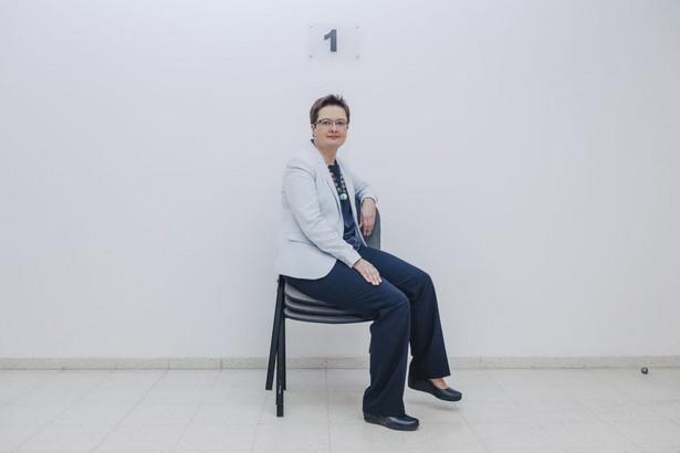Katarzyna Lubnauer posłanka Nowoczesnej, matematyk i nauczyciel akademicki