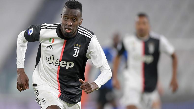 Blaise Matuidi Pi U0142karz Juventusu Turyn Zara U017cony