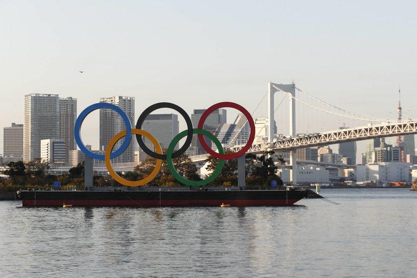 Zawody olimpijskie w Tokio miały pierwotnie odbyć się na przełomie lipca i sierpnia ubiegłego roku