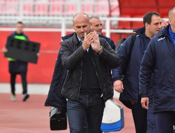 Novi trener Spartaka: Aleksandar Veselinović
