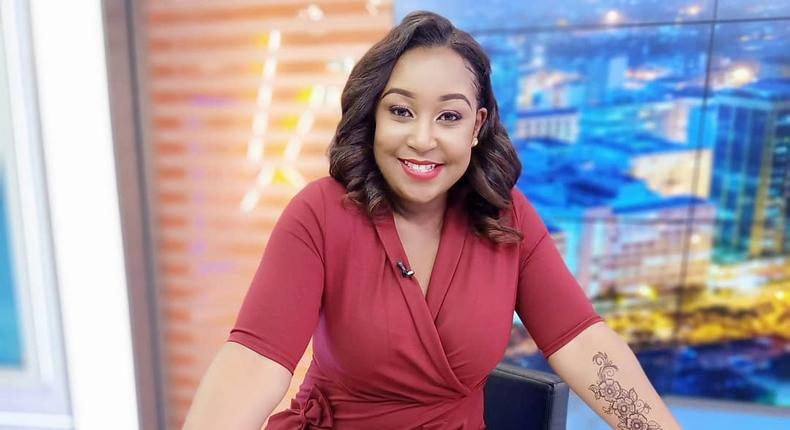 Love is my weakness – Betty Kyallo opens up on her insecurities