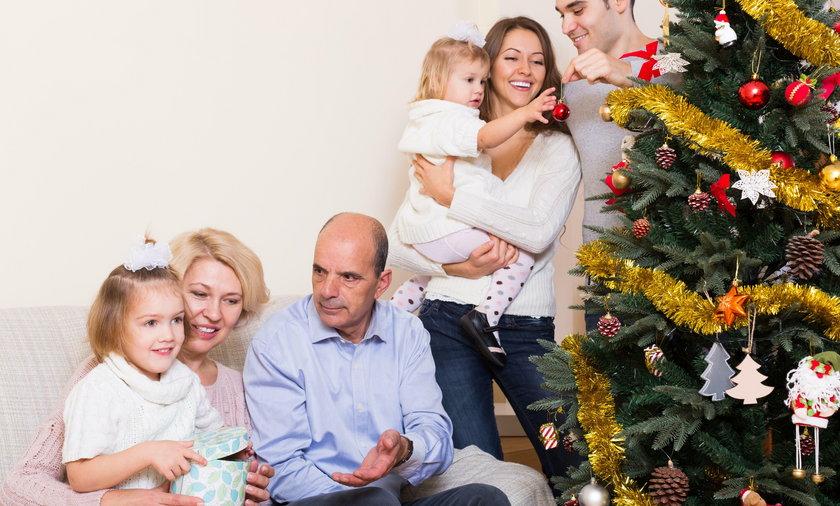 Wydatki na tegoroczne święta Bożego Narodzenia