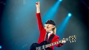 Angus Young (AC/DC) zagrał z Guns N' Roses