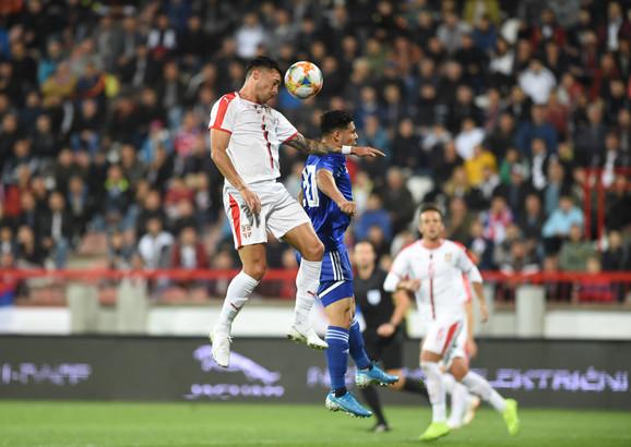 Fudbal Srbija Paragvaj
