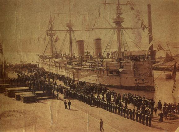 Ruski brod Dmitrij Donskoj