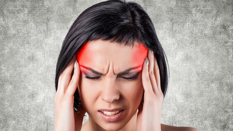 Migrena a zmiany w mózgu