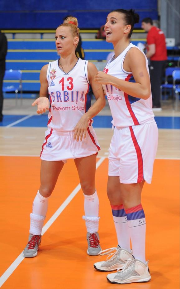 Milica i Ana Dabović