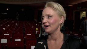 Orły 2015: Kinga Preis o nagrodzie dla najlepszej aktorki drugoplanowej