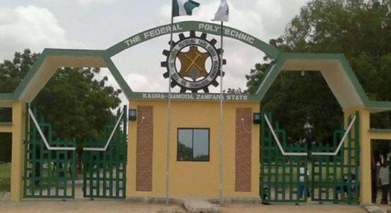 Federal Polytechnic, Kaura-Namoda (Nigerian Scholars)