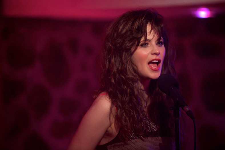 "Zooey Deschanel w filmie ""Rock The Kasbah"""
