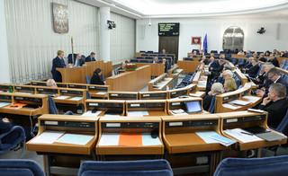Senat zatwierdził ustawę medialną