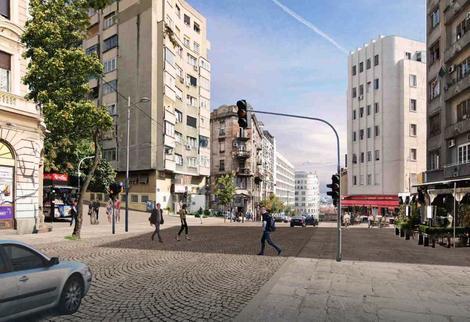 Prednost će imati pešaci i biciklisti, poručuje gradski urbanista