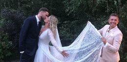 Pobrali się w minionym roku. Które gwiazdy wzięły ślub?