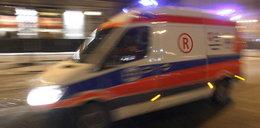 11-latek wpadł pod koła samochodu