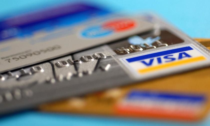 Visa nie chce gotówki