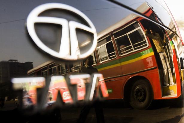 Tata Motors. Fot. Bloomberg