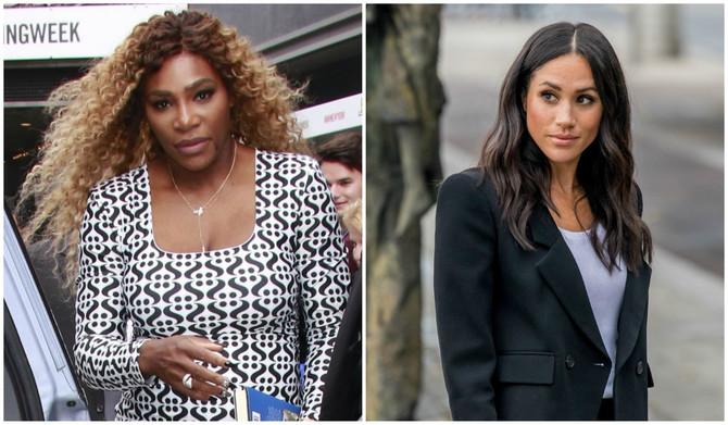 Serena i Megan su bliske prijateljice godinama