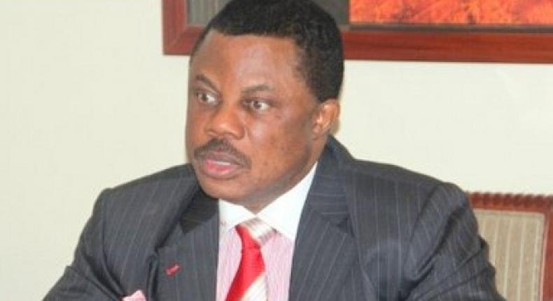 Governor Willie Obiano of Anambra state