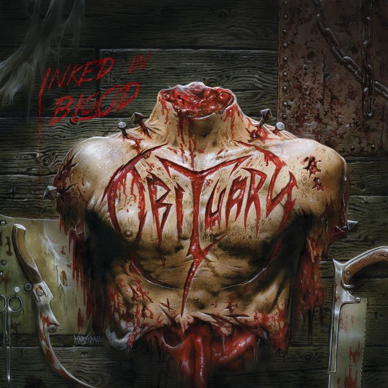 "Obituary - ""Inked in Blood"""
