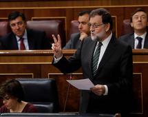 Premier Hiszpanii Mariano Rajoy sprzeciwa się niepodległości Katalonii