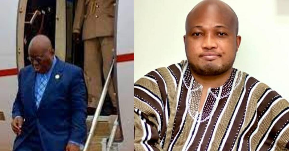 Okudzeto Ablakwa to file 2 urgent questions on cost of Akufo-Addo's US trip