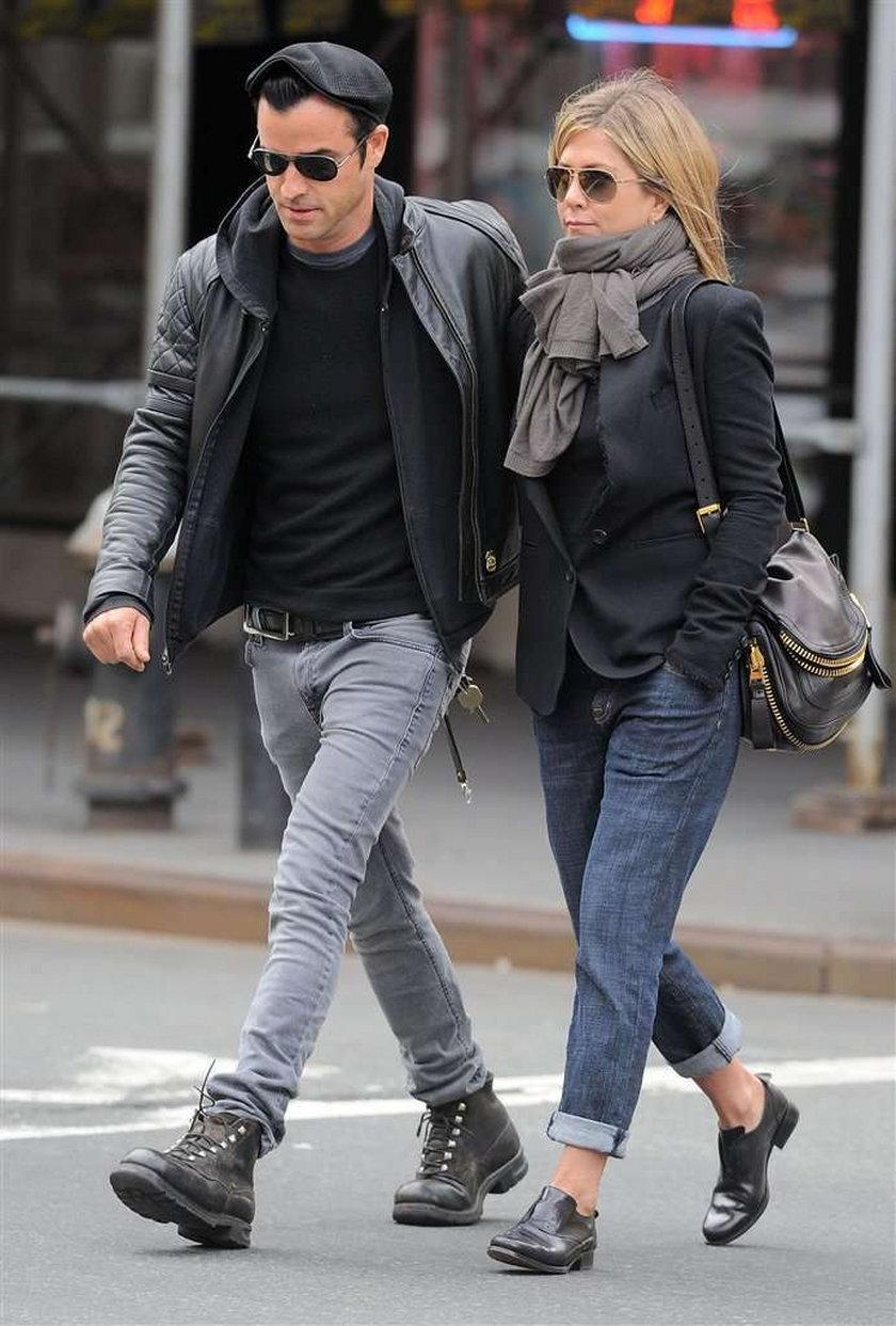 Ukochany wspiera Aniston