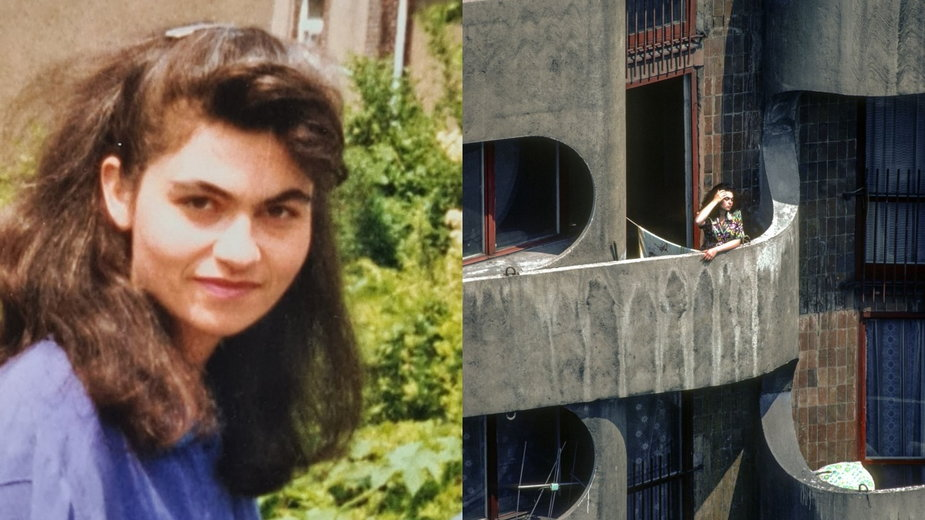 Kim jest kobieta ze zdjęcia Chrisa Niedenthala? / fot. Muzeum Architektury we Wrocławiu / Chris Niedenthal
