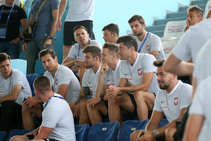 Mundial 2018 w Rosji: Reprezentacja ma wolne. Poszli do delfinarium