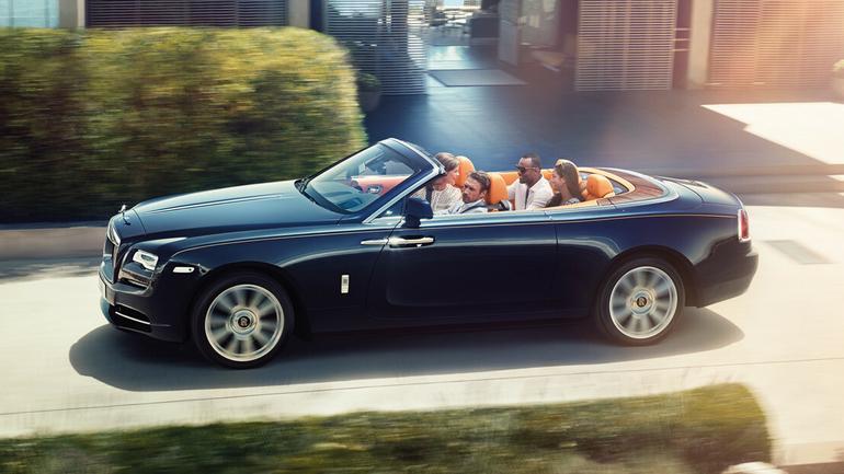 Rolls-Royce –rekordowa sprzedaż