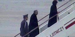 """Kontrwywiad pokazał, jak Lech Kaczyński wsiadał do Tu-154 M. """"Udało się uzyskać film"""""""