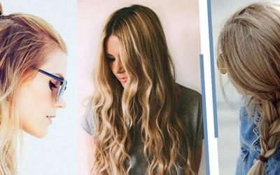 Fryzury Na Lato Dla Posiadaczek średnich I Długich Włosów