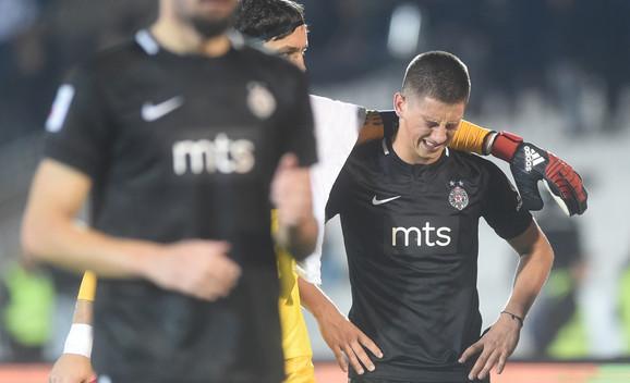 Zlatan Šehović bio je neutešan