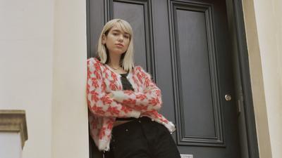 Dua Lipa's Unplanned, Uncertain, Unprecedented Album Launch