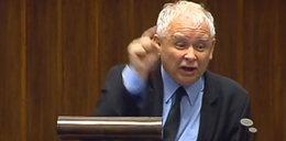 Komentarze po mocnych słowach Kaczyńskiego