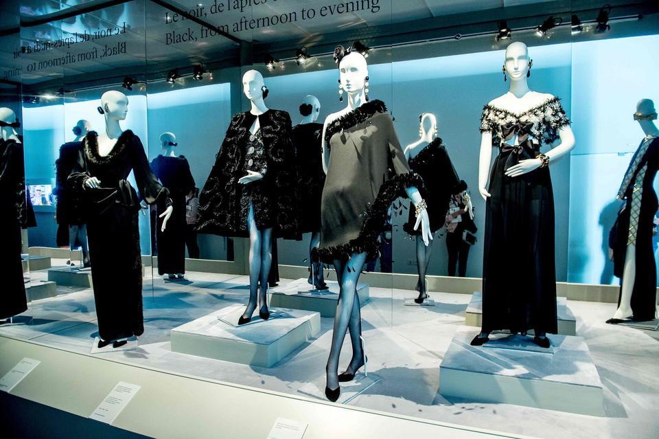 Projekty autorstwa Huberta de Givenchy
