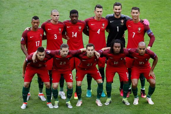Fudbalska reprezentacija Portugalije